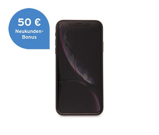 Apple iPhone XR 64GB, schwarz