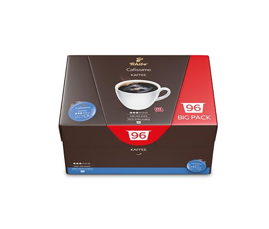 Kaffee mild 96 Kapseln