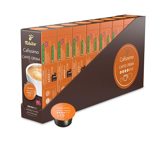 Caffè Crema vollmundig - 80 Kapseln