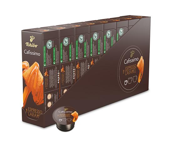 Espresso Caramel - 80 db kávékapszula