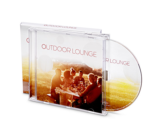 CD »Outdoor Lounge«