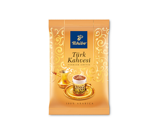 Türk Kahvesi (tyrkisk kaffe) – 100 g malet kaffe
