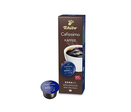 Café corsé - 10 capsules
