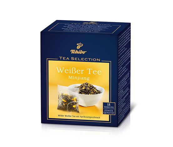 Weißer Tee Minjiang