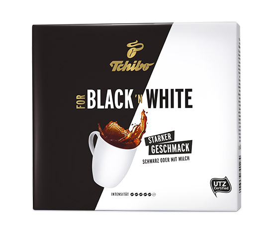 FOR BLACK ´N WHITE – 500 g malet