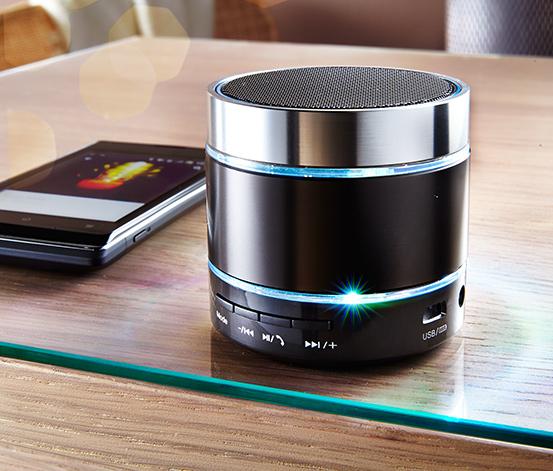 Işık Efektli Bluetooth® Hoparlör