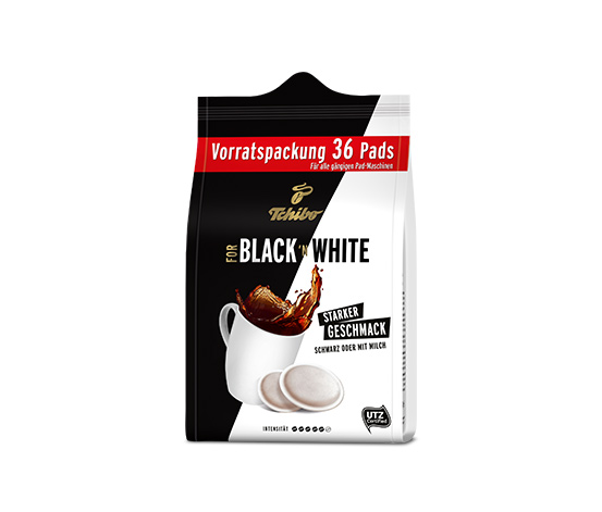 FOR BLACK 'N WHITE - 36 pods