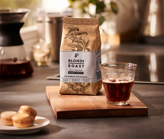 Blonde Roast – 250 g Ganze Bohne