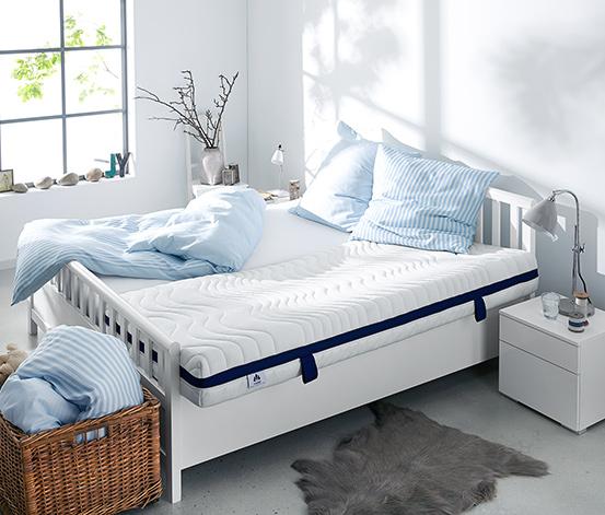 7 zónás táskarugós matrac, közép kemény, 90 x 200 cm