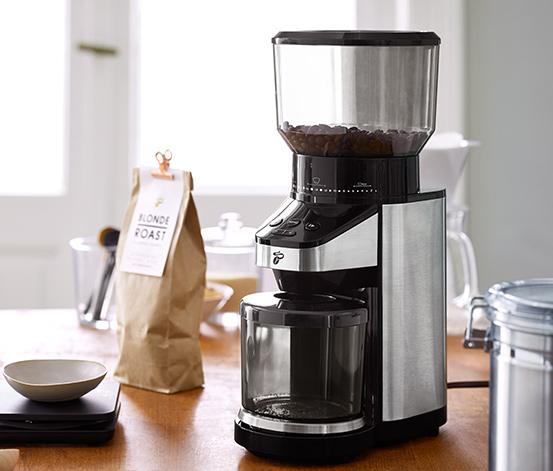 Mlynček na kávu, elektrický