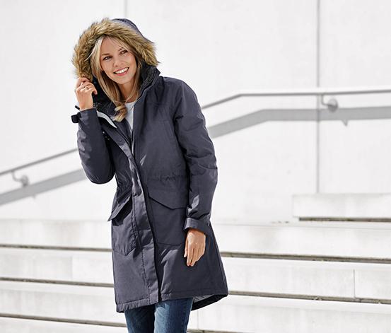 Ciepłochronny płaszcz