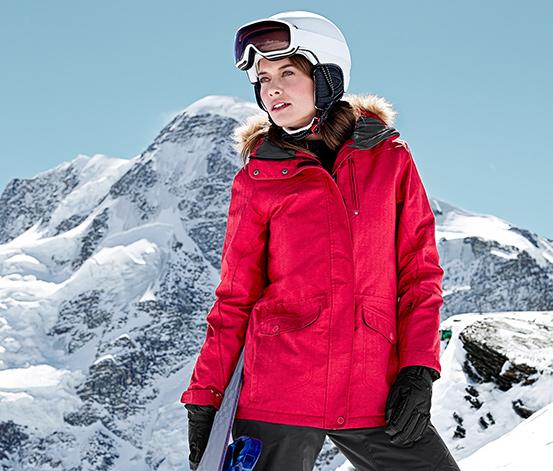 Damska kurtka snowboardowa