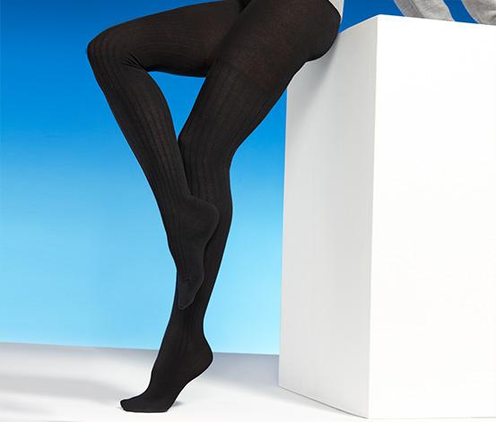 Punčochové kalhoty, 2 ks
