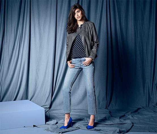 Spodnie dżinsowe »Slim Fit«
