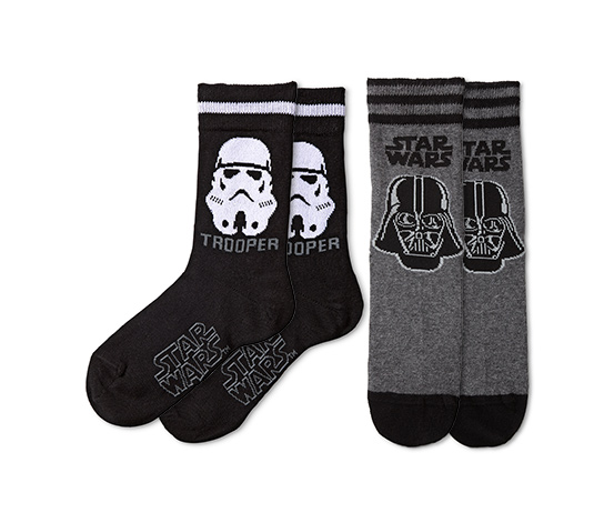 2 Paar Socken »Star Wars™«