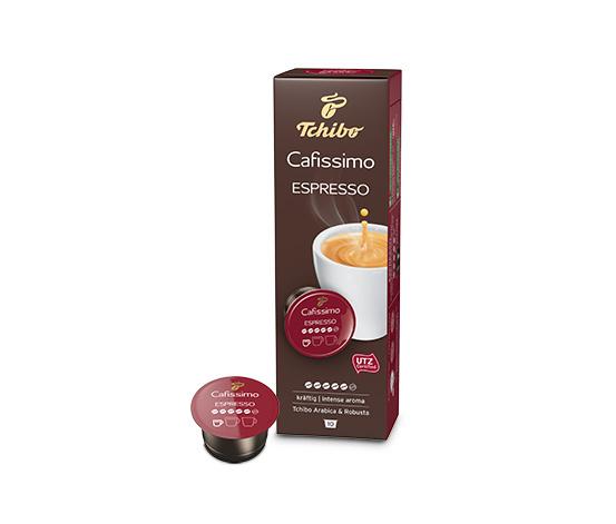 10 kapsułek kawy Espresso Intense