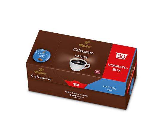 Kaffee mild - 30 Kapseln