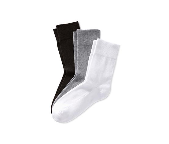 3 női zokni szettben