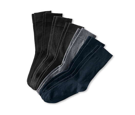 Ponožky, 7 párov