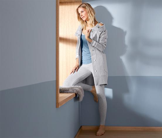 Loungewear-Jacke