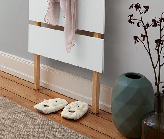 Hřejivé papuče do postele