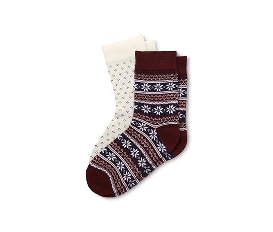 Ponožky, 2 páry