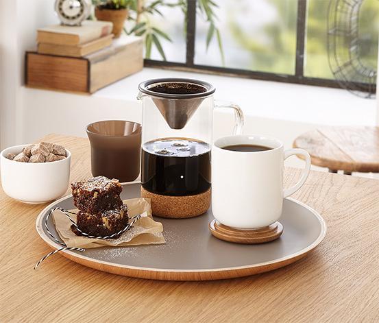 Barista-Kaffeebereiter