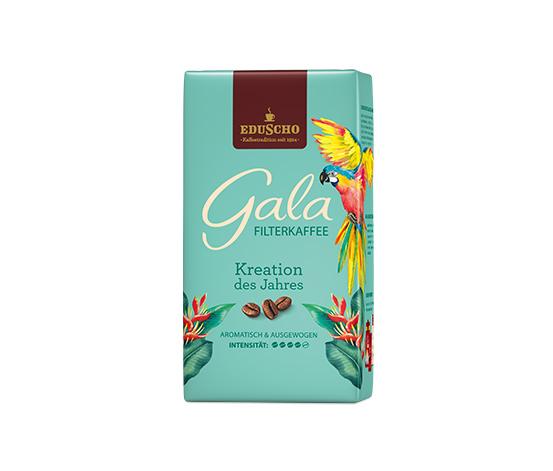 """Gala """"Kreation des Jahres"""" Filterkaffee – 500g Gemahlen"""