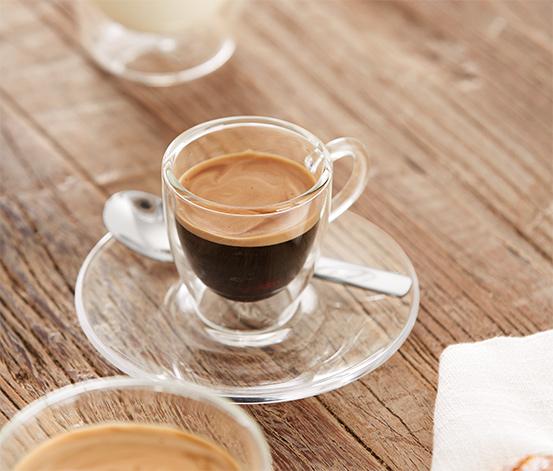 Lžičky na espresso, 4 ks