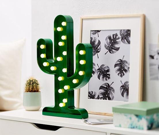 Dekoracyjna lampka LED »kaktus«
