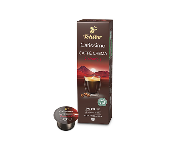 10 kapsułek kawy Caffè Crema Colombia Andino