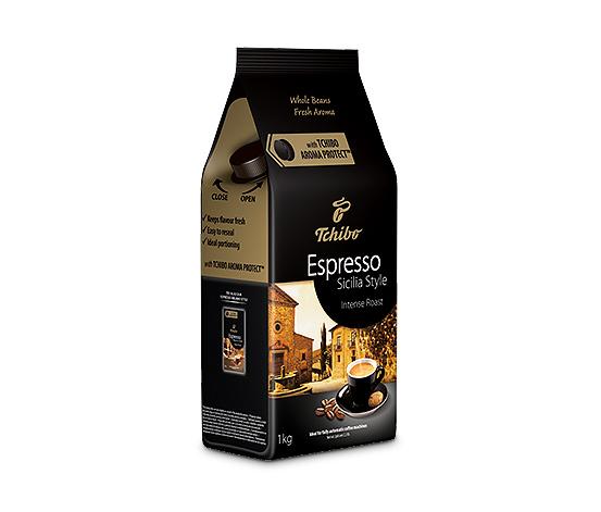 Espresso Sicilia Style, 1kg, kawa w ziarnach