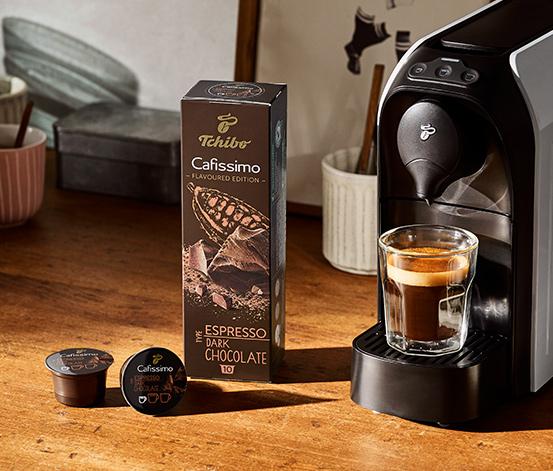 Édition Flavoured : Espresso & Dark Chocolate, 10 capsules