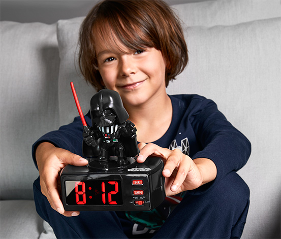 Star-Wars™-Wecker »Darth Vader™«