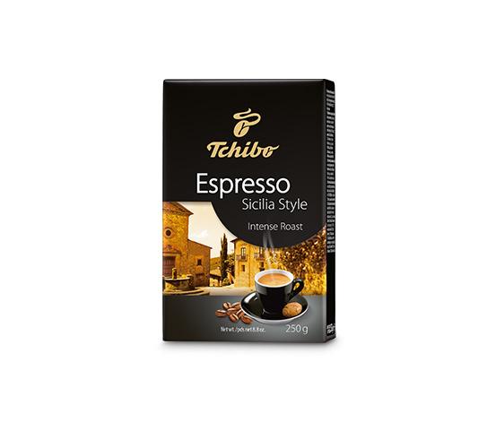 Espresso Sicilia Style, 250g, kawa palona mielona