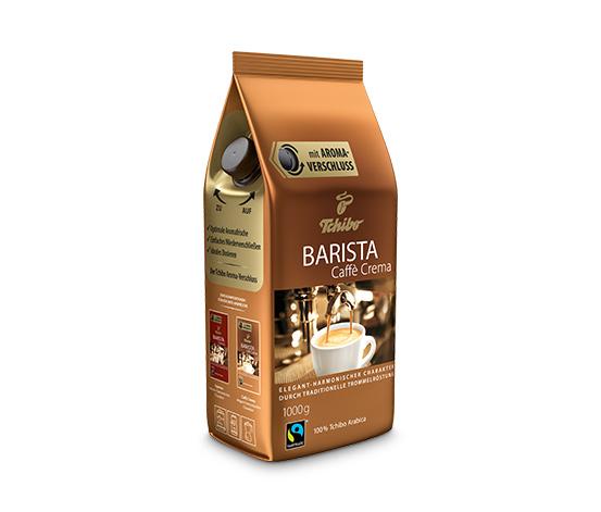 Barista Caffè Crema, 1 kg, kawa w ziarnach