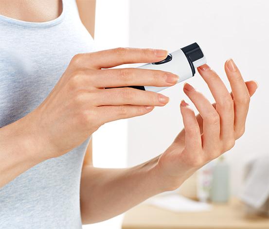Urządzenie do pielęgnacji paznokci