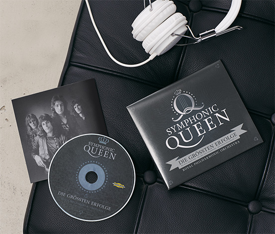 CD Royal Philharmonic Orchestra »Symphonic Queen«