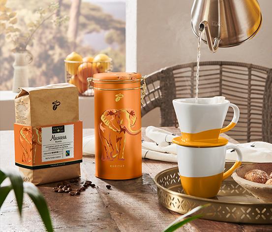 Rarität »Musasa Ruanda«, 500 g, kawa w ziarnach