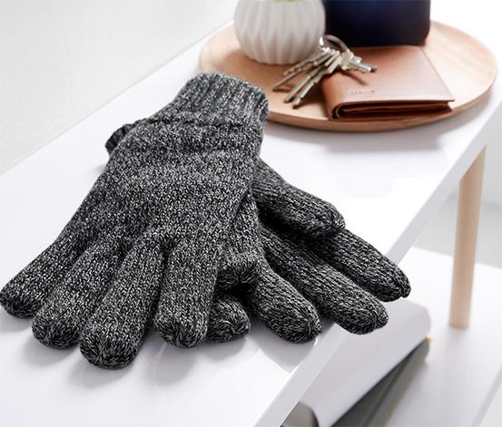 Rękawiczki z dzianiny