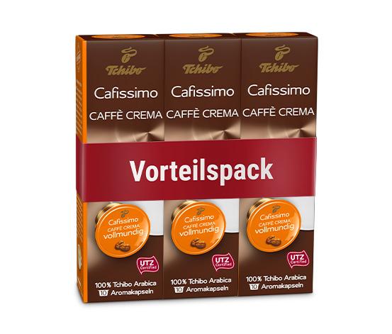 Caffè Crema vollmundig - 30 Kapseln