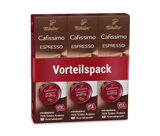 Espresso kräftig - 30 Kapseln