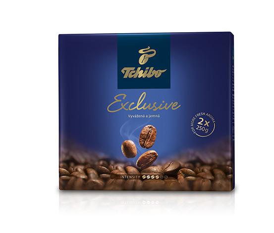 Tchibo Exclusive - mletá káva