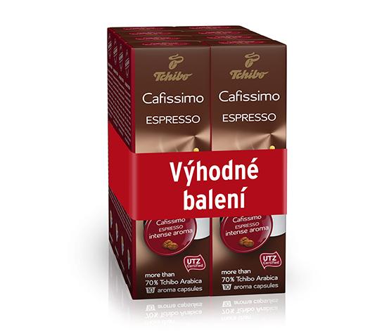 Espresso silné, 80 kapslí