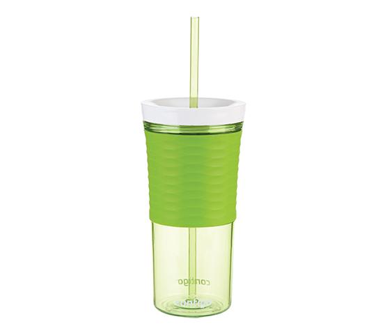 Contigo Shake&Go Buzlu İçecek Şişesi, 540 ml, Yeşil