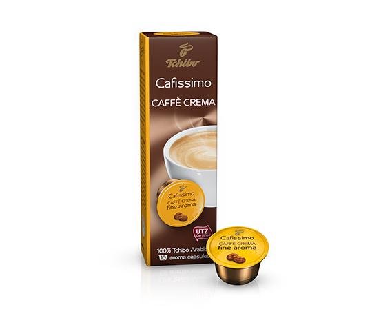 Caffè Crema jemná, 10 kapsúl