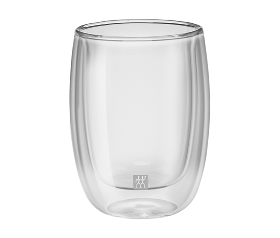 Zwilling Çift Camlı 2'li Kahve Bardağı Seti, 200 ml