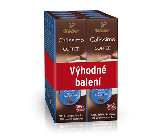 Jemná káva, 80 kapslí