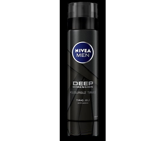 NIVEA MEN DEEP DIMENSION TIRAŞ JELİ