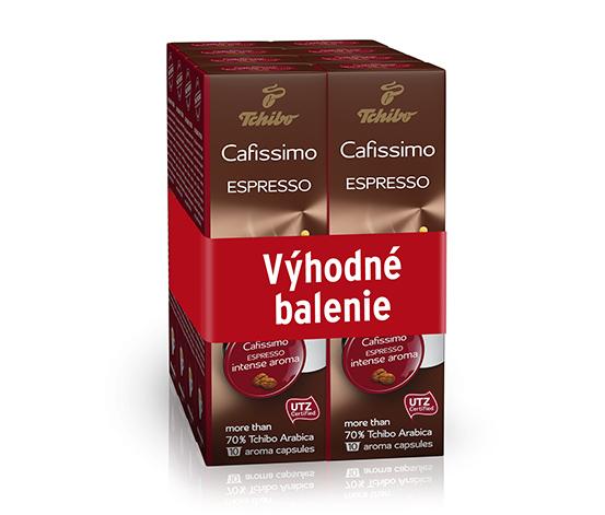 Espresso silné, 80 kapsúl
